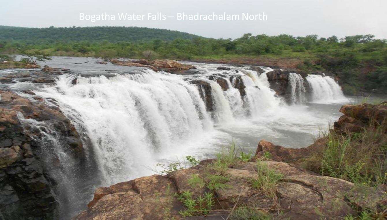 bogatha Water Falls Bhadrachalam North